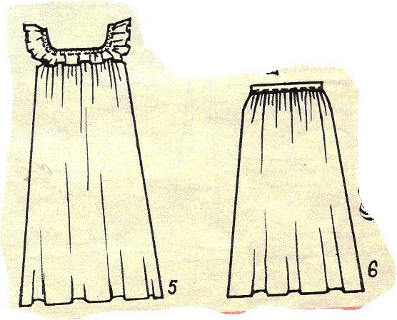Легкие уроки шитья